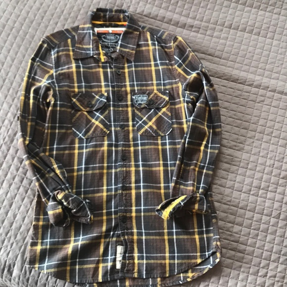 Superdry Other - Superdry plaid Shirt